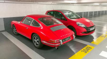 Voiture de collection « Porsche 911T »