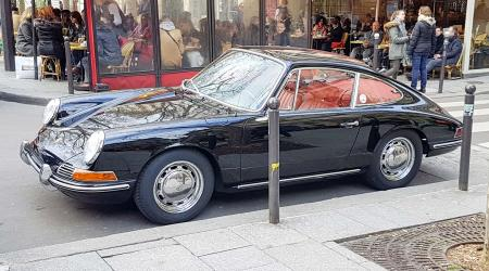 Voiture de collection « Porsche 912 »