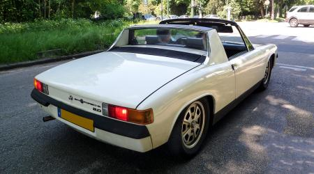 Voiture de collection « Porsche 914 2.0l »