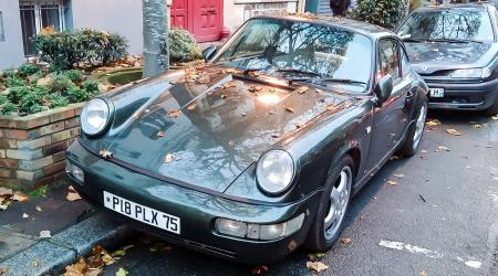 Voiture de collection « Porsche 911 (964) Carrera 2 »