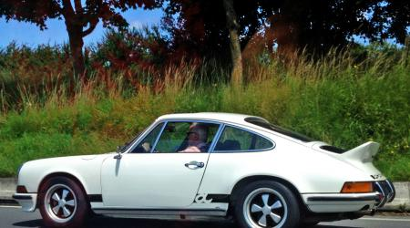 Voiture de collection « Porsche 911 Carrera RS 2,7L »