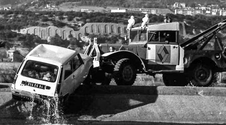 Renault 5 et Dodge