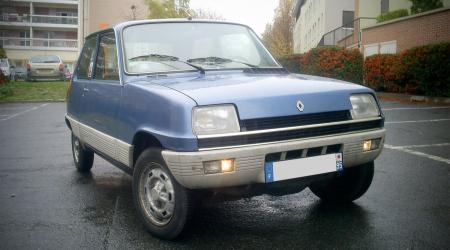 Voiture de collection « Renault 5 GTL 1977 »