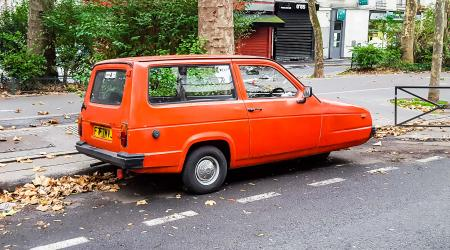 Voiture de collection « Reliant Rialto »
