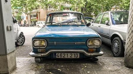 Voiture de collection « Renault 10 1300 »