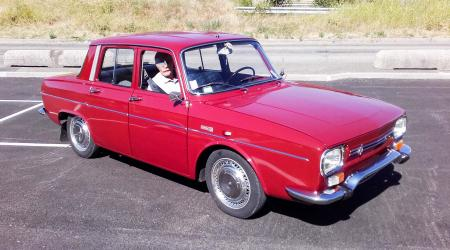 Voiture de collection « Renault 10 Major »