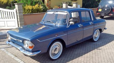 Voiture de collection « Renault 10 Major de 1966 »