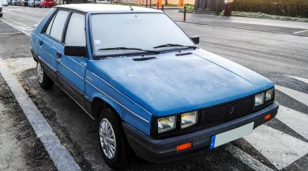 Voiture de collection « Renault 11 Broadway 1.4 »