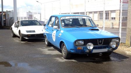 Voiture de collection « Renault 12 Gordini »