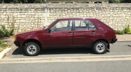 Voiture de collection « Renault 14 »