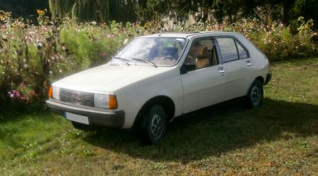 Voiture de collection « Renault 14 1981 »
