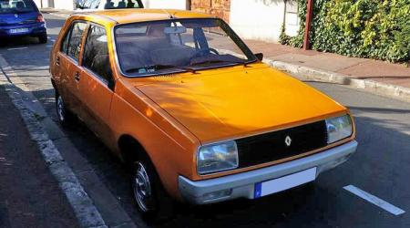 Voiture de collection « Renault 14 TL »
