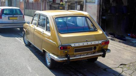 Voiture de collection « Renault 16 1968 »