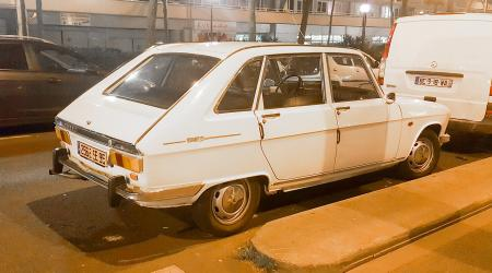 Voiture de collection « Renault 16 »