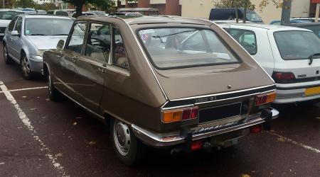 Voiture de collection « Renault 16 TL »