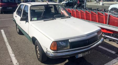Voiture de collection « Renault 18 TL »