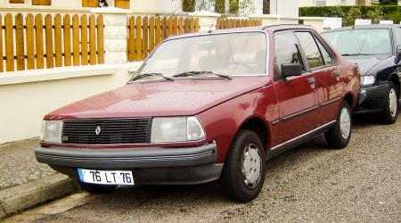 Voiture de collection « Renault 18 GTL »