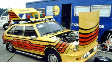 Voiture de collection « Renault 30 Pace Car 1977 »