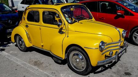 Renault 4CV découvrable