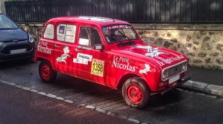 Renault 4L Trophy