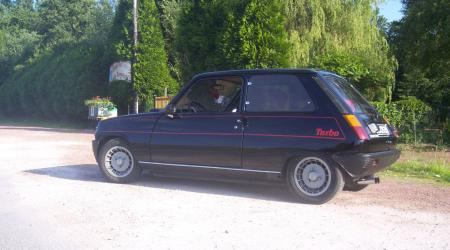 Voiture de collection « Renault 5 Alpine Turbo »