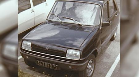 Voiture de collection « Renault 5 GTL »