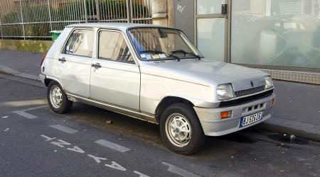 Renault 5 Lauréate
