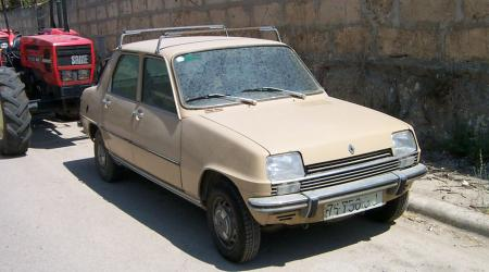 Voiture de collection « Renault 7 »