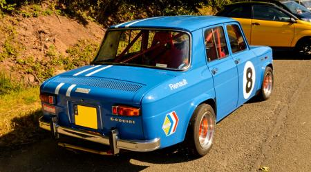 Voiture de collection « Renault 8 Gordini »