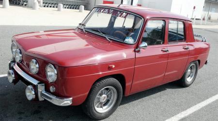 Renault 8 S Bordeaux
