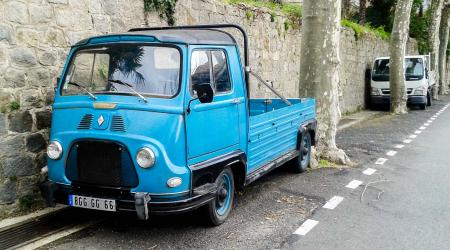 Voiture de collection « Renault Estafette Pickup »