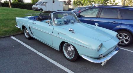 Renault Floride bleue ciel