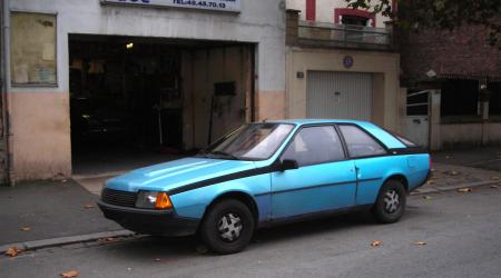 Voiture de collection « Renault Fuego »