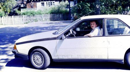 Renault Fuego Turbo d