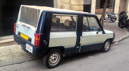 Voiture de collection « Renault Rodéo 5 »