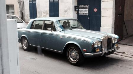 Voiture de collection « Rolls-Royce Silver Shadow »