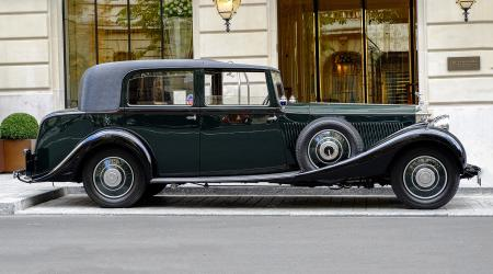 Voiture de collection « Rolls Royce Phantom II »