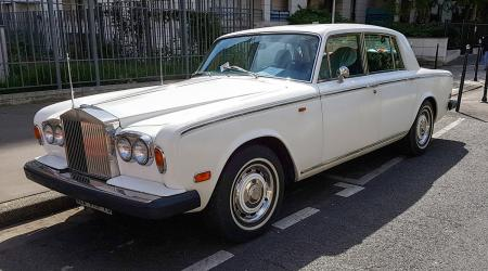 Voiture de collection « Rolls Royce Silver Shadow »