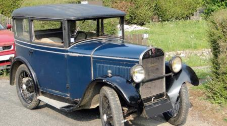 Voiture de collection « Rosengart LR2 1929 »