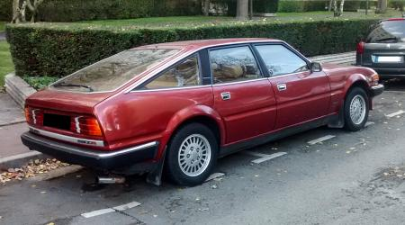 Voiture de collection « Rover SD1 2600S »