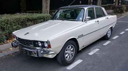 Voiture de collection « Rover 3500S V8 »