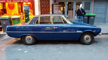 Voiture de collection « Rover 3500 S »