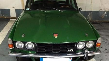 Voiture de collection « Rover 3500 V8 »