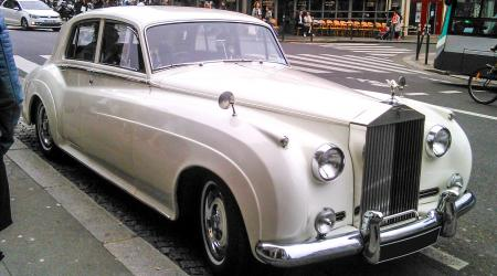 Voiture de collection « Rolls Royce Silver Cloud »