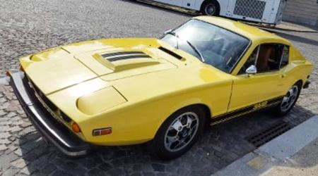 Voiture de collection « Saab Sonett »