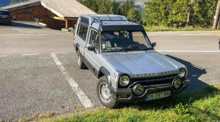 Voiture de collection « Matra-Simca Rancho »