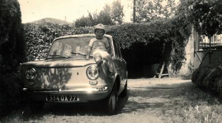 Simca 1000 en 1967