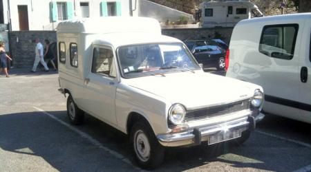 Voiture de collection « La Simca 1100 VF 2 »