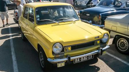 Voiture de collection « Simca 1100 TI »