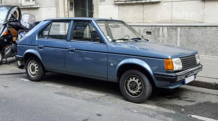 Voiture de collection « Simca-Chrysler-Talbot Horizon  »